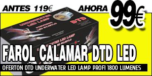 FAROL CALAMAR DTD LED