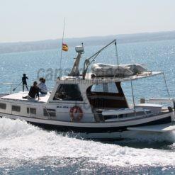 barco majoni 58 13.50m
