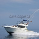 barco marea 40 offshore fisher 13.20m