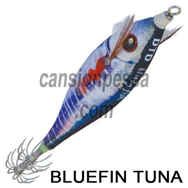 jibionera dtd bloody fish