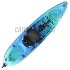 kayak ocean kayak malibu pdl pesca