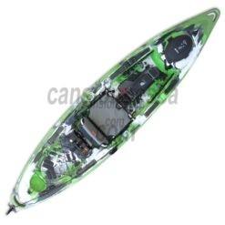 kayak old town predator xl console con motor