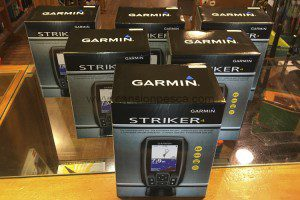 Multifuncion GPS Sonda Garmin Striker 4 a color