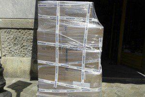 No deja de llegarnos material para llenar nuestra nueva tienda del portixol Grauvell, normark y beuchat