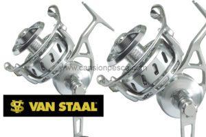 Nuevos modelos carrete Van Staal Vr125 y Vr 200