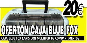 OFERTON CAJA BLUE FOX LAA15