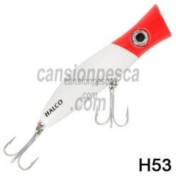 pez rigido halco roosta popper 105