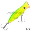 pez rigido halco roosta popper 80