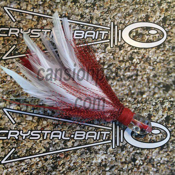 pez pluma crystal bait 13cm
