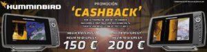 promoción humminbird cashback