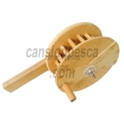 rueda currican madera