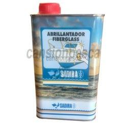sadira abrillantador fiberglass 1L