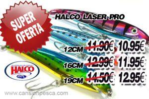 Super oferta Halco laser pro