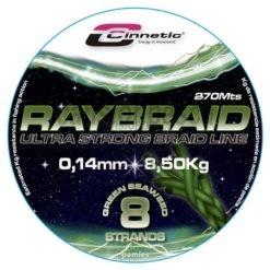 trenzado cinnetic raybraid 270m