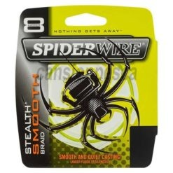 trenzado spiderwire stealth smooth 8 150m