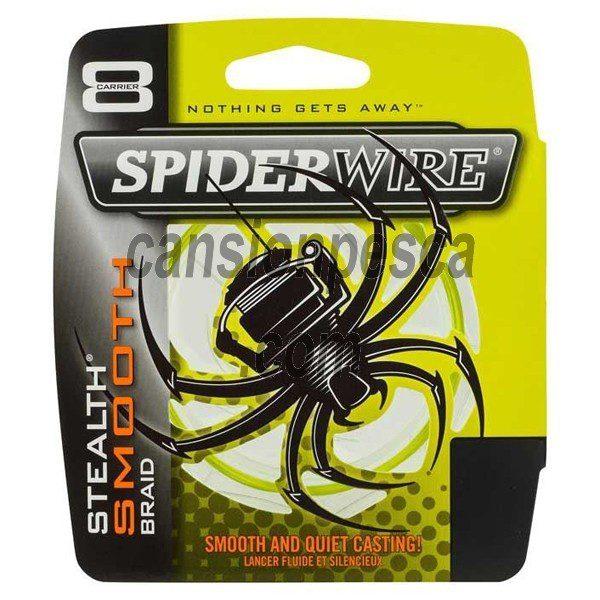 trenzado spiderwire stealth smooth 8