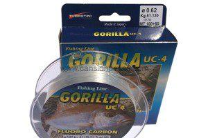 Volvemos a distribuir todos los números del fluorocarbo Tubertini Gorilla UC 4